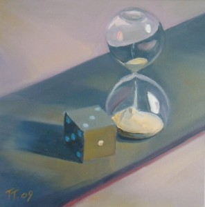 'Time and Chance' 12x12